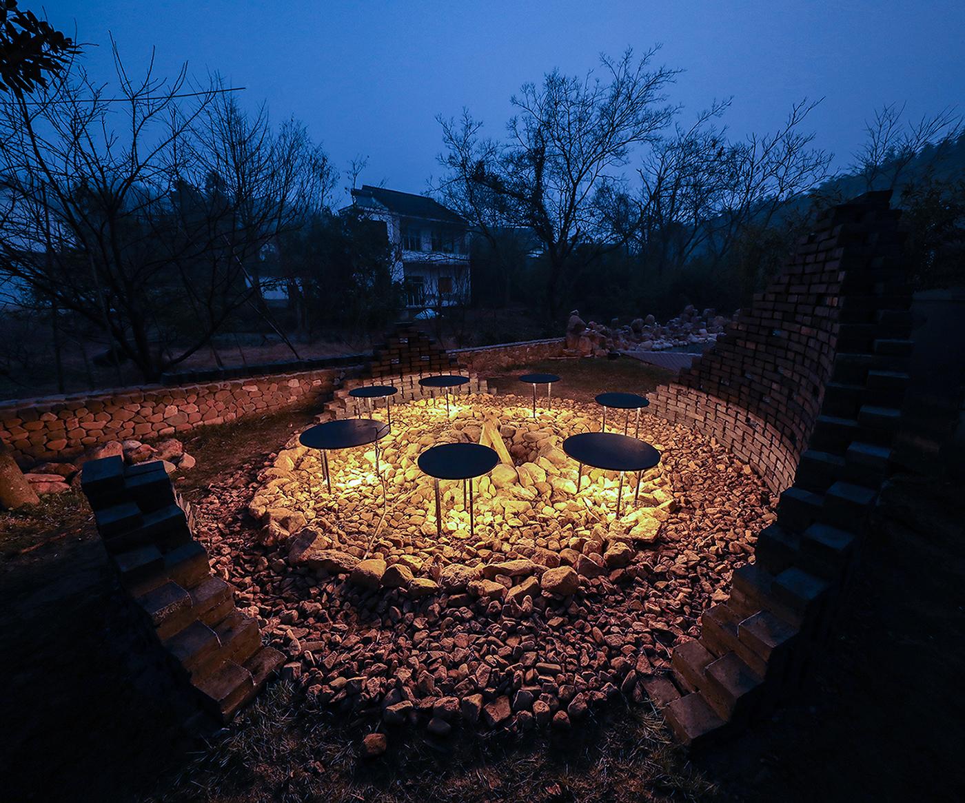 Macula Fireplace