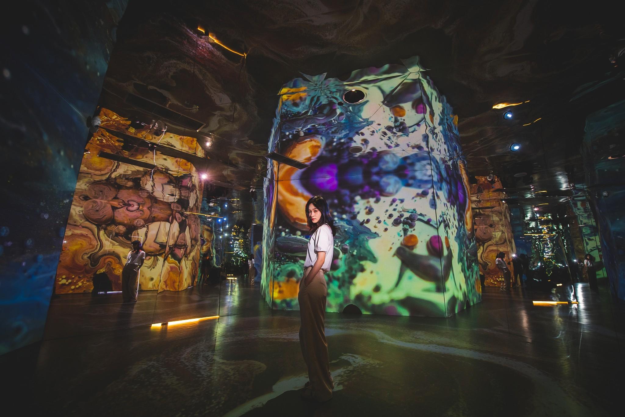 Mandala Pop-up Museum-Gu Chennan7