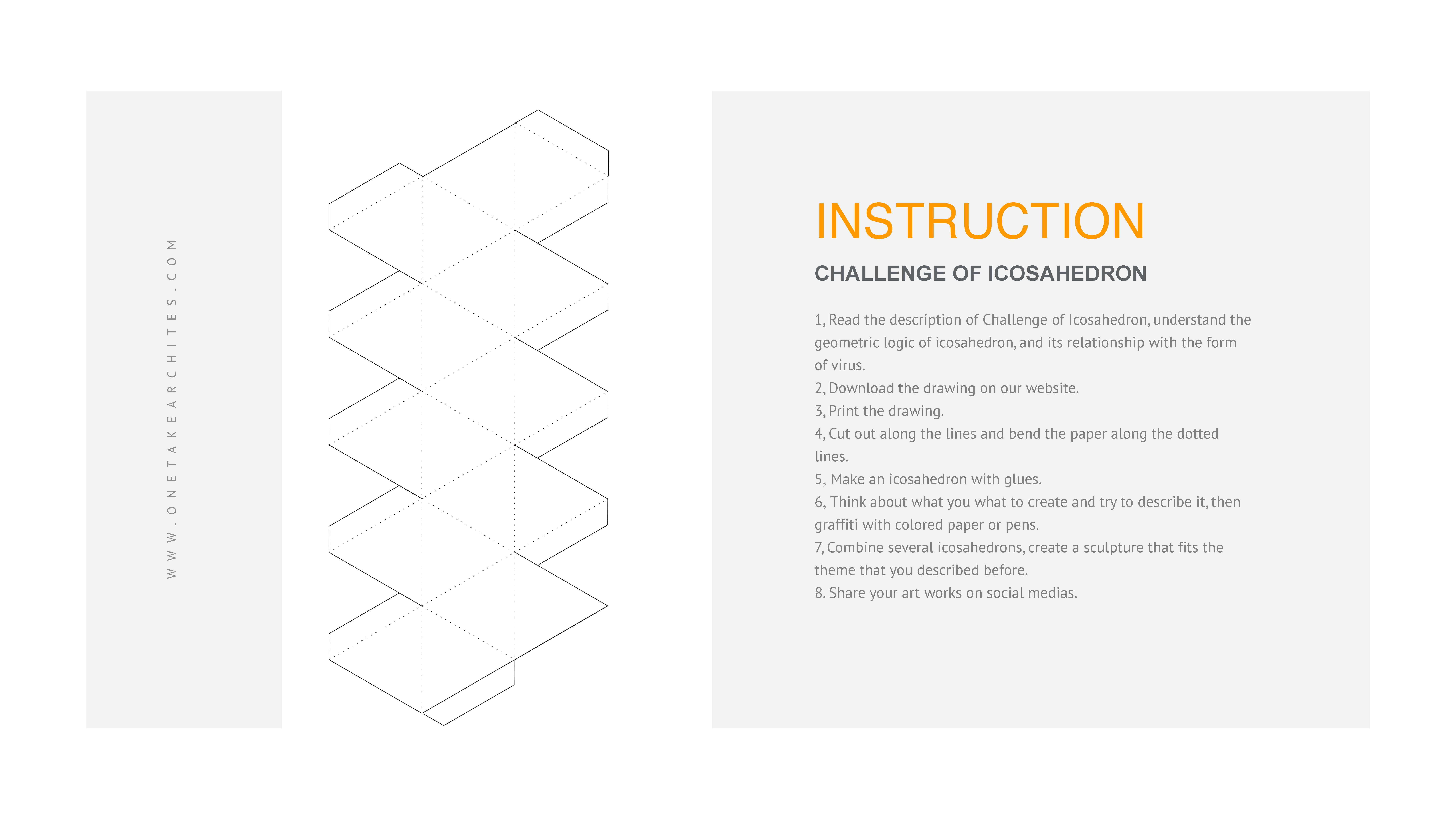 图纸-Challenge of Icosahedron